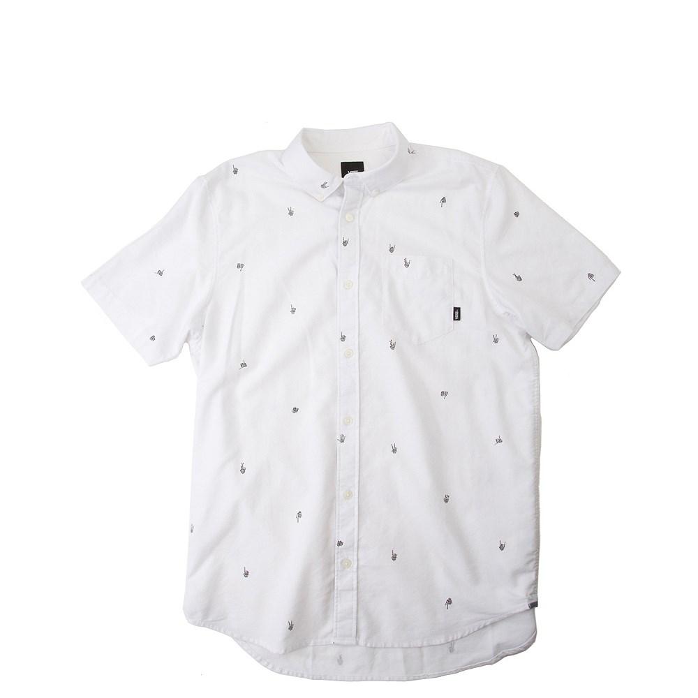 Mens Vans Boneyard Buttondown Shirt