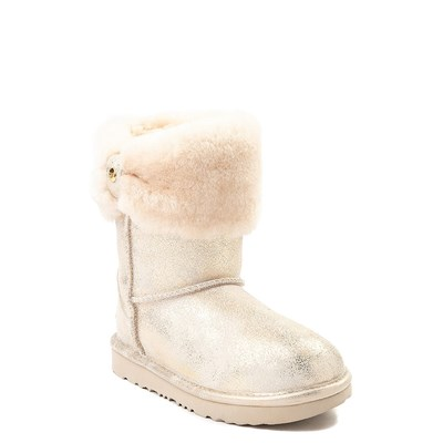 Alternate view of UGG® Ramona II Metallic Boot  - Little Kid / Big Kid