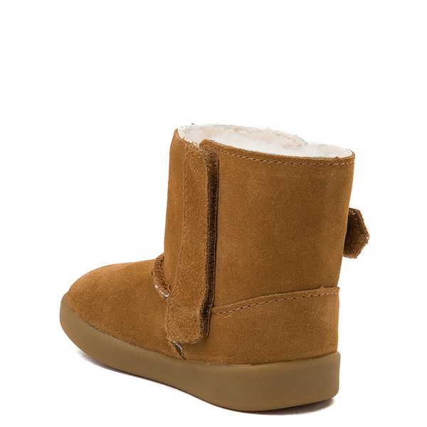 alternate image alternate view UGG® Keelan Boot - Toddler / Little Kid - ChestnutALT2