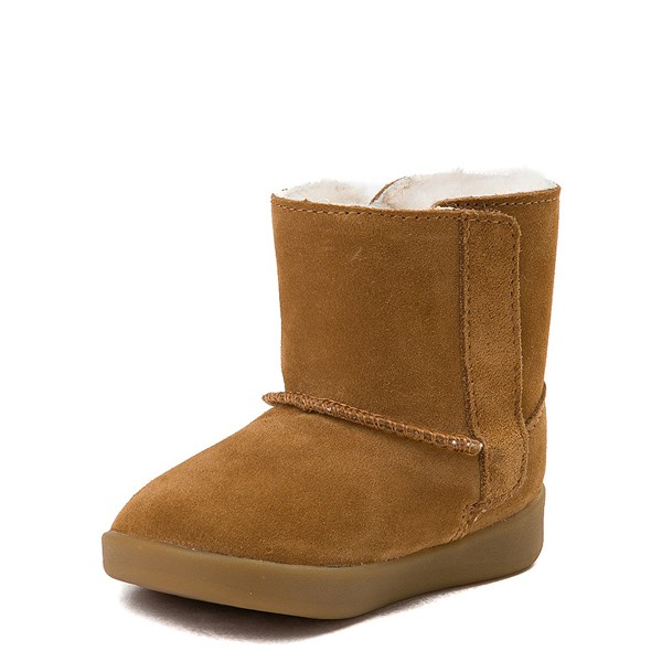 alternate image alternate view UGG® Keelan Boot - Toddler / Little Kid - ChestnutALT3