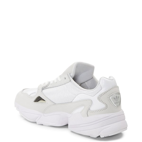 alternate image alternate view Womens adidas Falcon Athletic Shoe - WhiteALT2