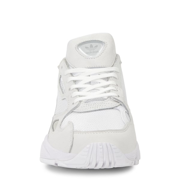 alternate image alternate view Womens adidas Falcon Athletic Shoe - WhiteALT4