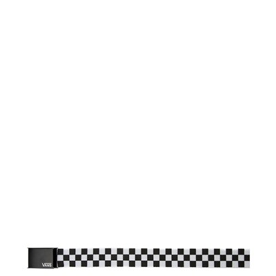Alternate view of Vans Checkerboard Web Belt - Black / White