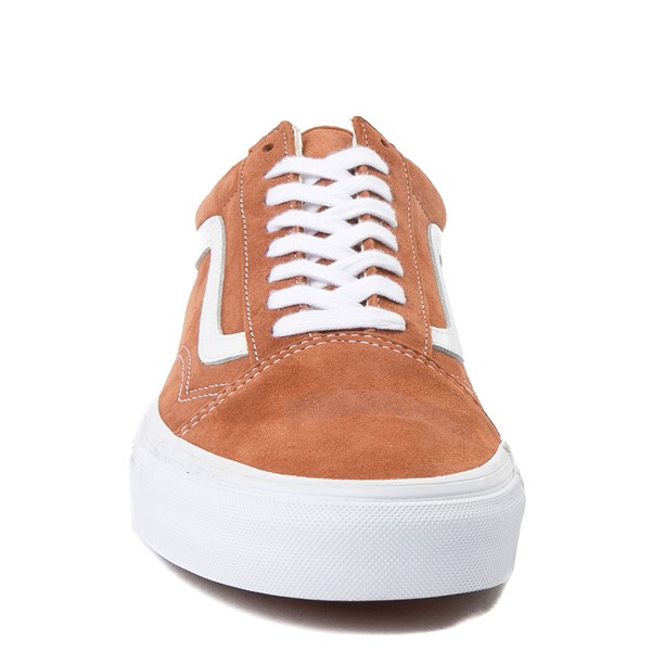 alternate image alternate view Vans Old Skool Pig Suede Skate ShoeALT4