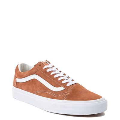 Alternate view of Vans Old Skool Pig Suede Skate Shoe