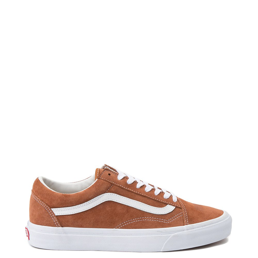 Vans Old Skool Pig Suede Skate Shoe