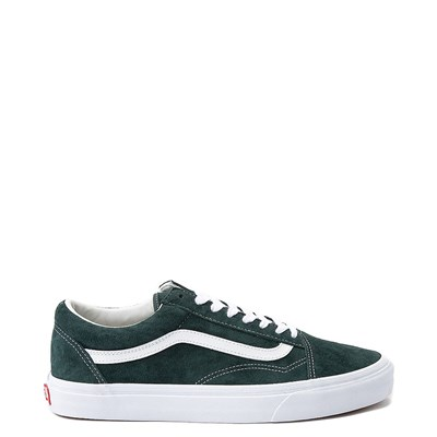 Main view of Vans Old Skool Pig Suede Skate Shoe