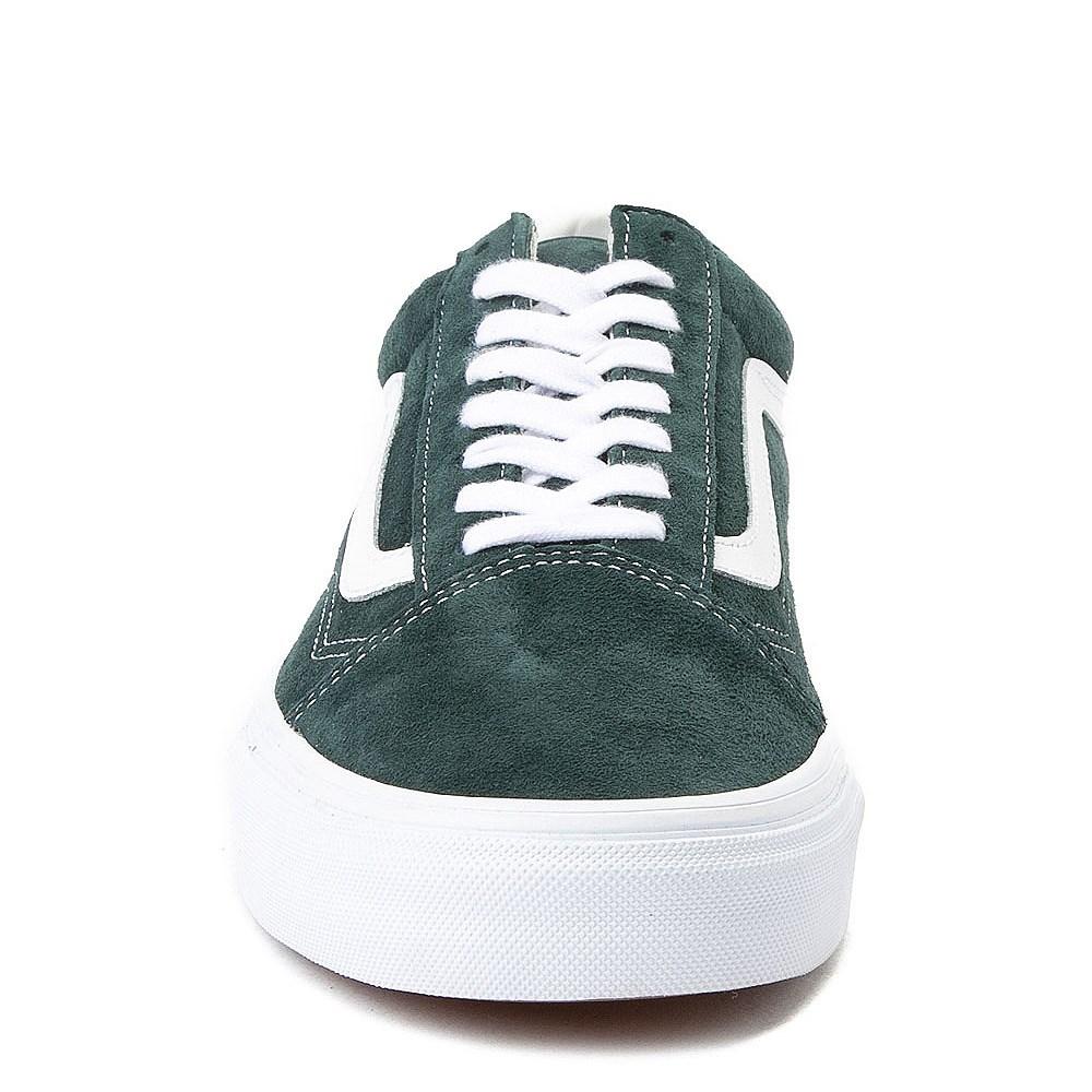 2dd95182166824 Vans Old Skool Pig Suede Skate Shoe