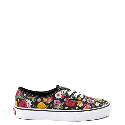 Main view of Vans Authentic Lux Floral Skate Shoe