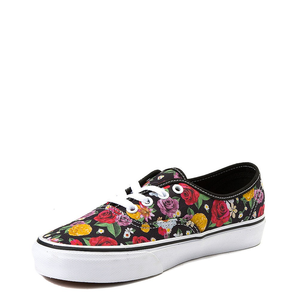 d23ac52470 Vans Authentic Lux Floral Skate Shoe