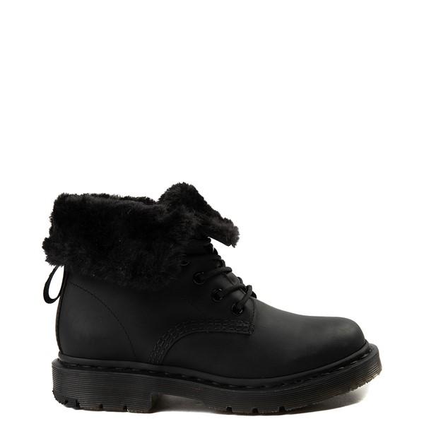 Womens Dr. Martens 1460 8-Eye Kolbert Boot - Black