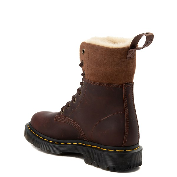 alternate image alternate view Womens Dr. Martens 1460 8-Eye Kolbert BootALT2