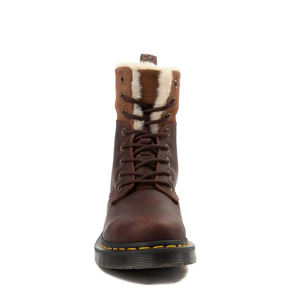 alternate image alternate view Womens Dr. Martens 1460 8-Eye Kolbert BootALT4