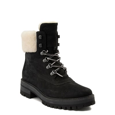 Alternate view of Womens Timberland Courmayeur Valley Shearling Boot