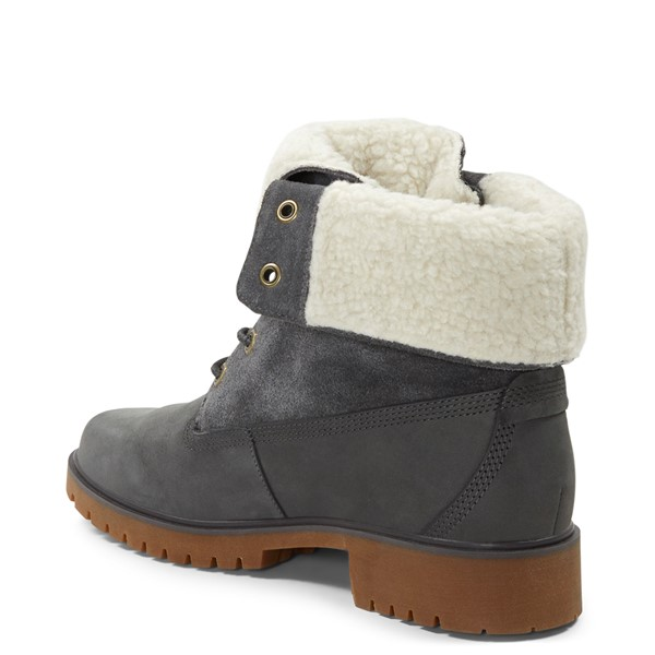 alternate image alternate view Womens Timberland Jayne Fleece BootALT1