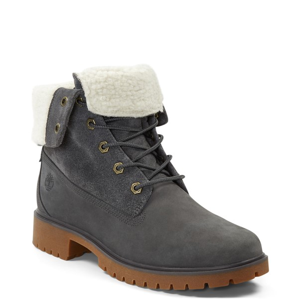 alternate image alternate view Womens Timberland Jayne Fleece BootALT5