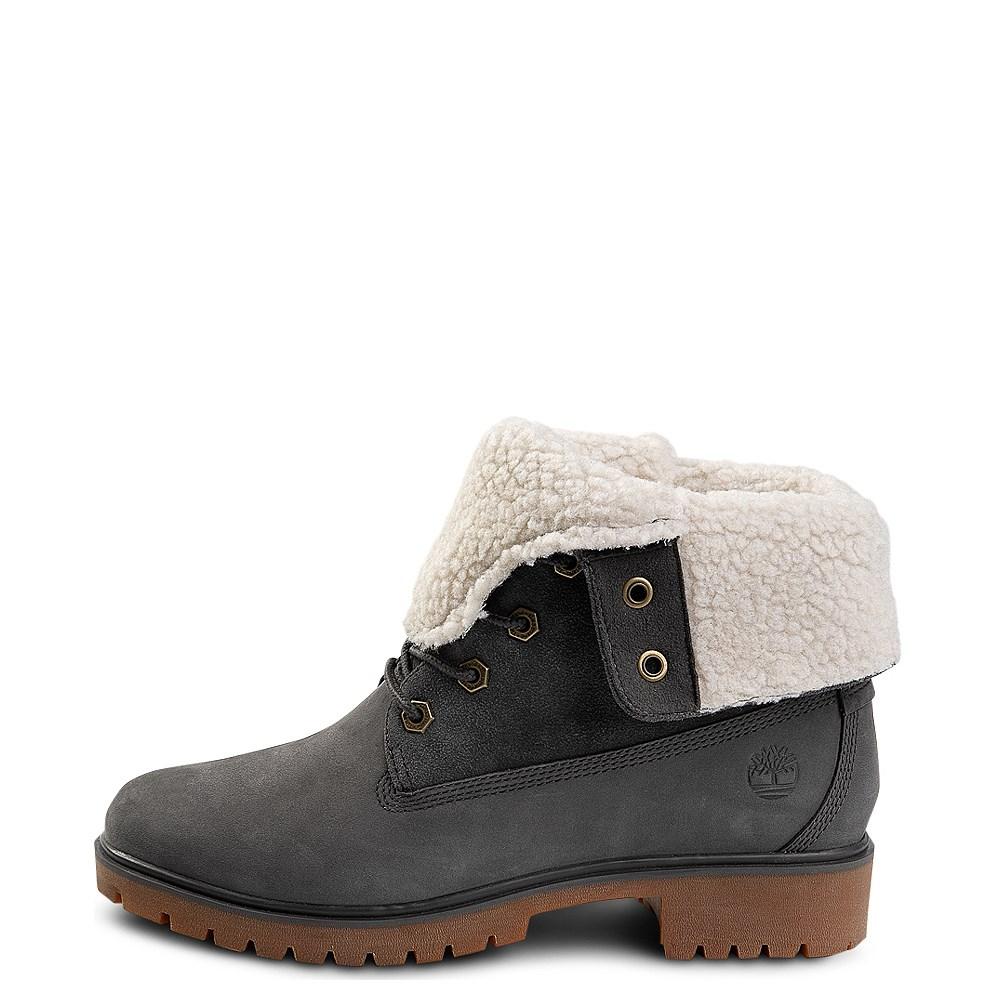 Womens Timberland Jayne Fleece Boot