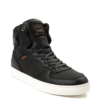 Alternate view of Mens Levi's 501® Jeffrey Hi Casual Shoe