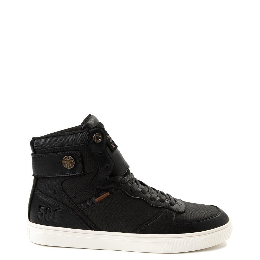 Mens Levi's 501® Jeffrey Hi Casual Shoe