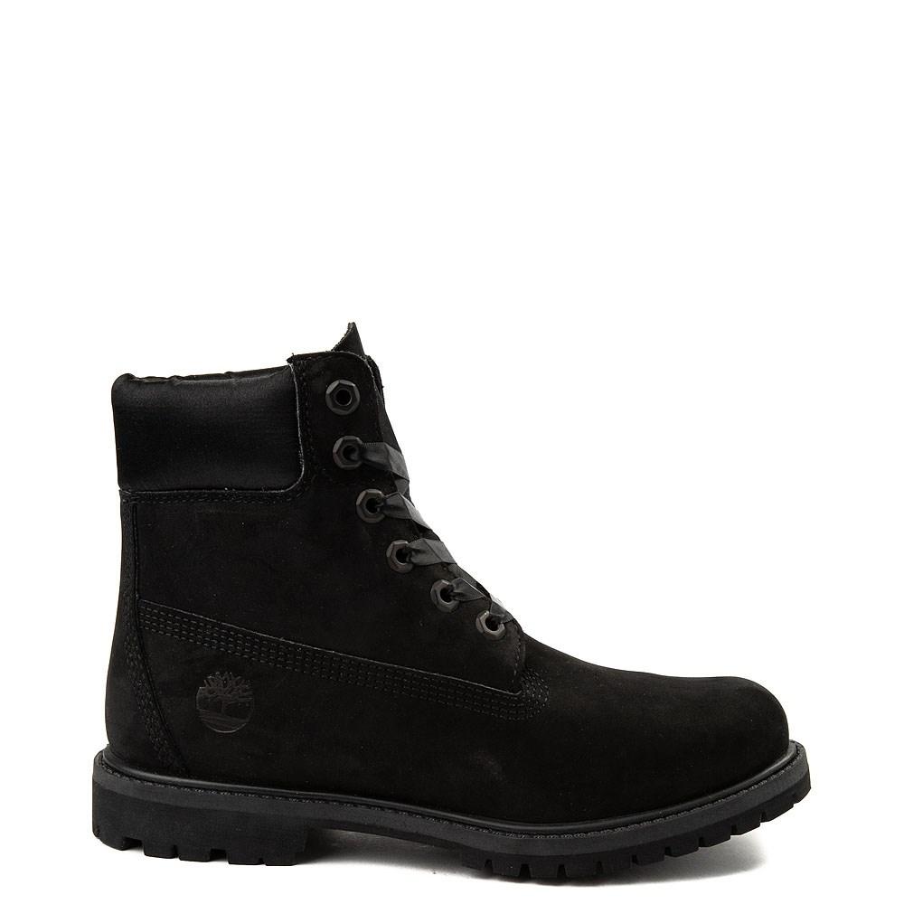 "Womens Timberland 6"" Premium Satin Collar Boot"