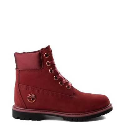 "Main view of Womens Timberland 6"" Premium Satin Collar Boot"