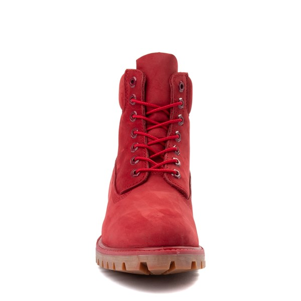 "alternate image alternate view Mens Timberland 6"" Classic Boot - RedALT4"