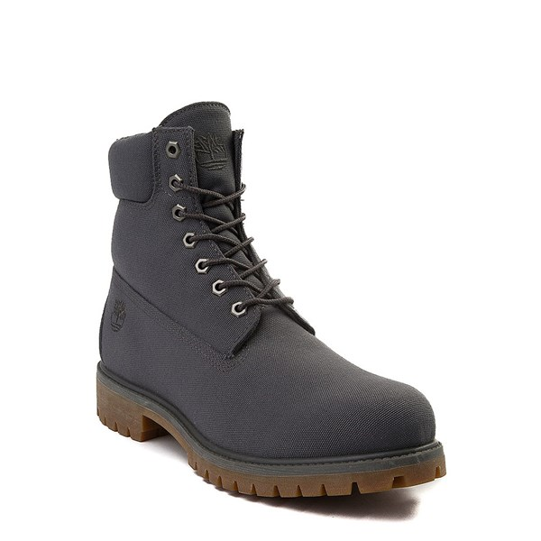 "alternate image alternate view Mens Timberland 6"" Premium Fabric BootALT1"
