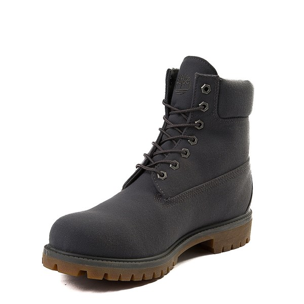 "alternate image alternate view Mens Timberland 6"" Premium Fabric BootALT3"