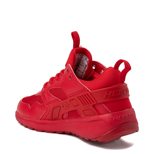 alternate image alternate view Heelys Force Skate Shoe - Little Kid / Big Kid - Red MonochromeALT2