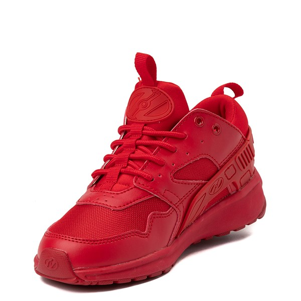 alternate image alternate view Heelys Force Skate Shoe - Little Kid / Big Kid - Red MonochromeALT3