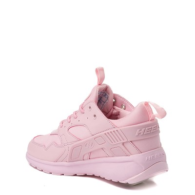 Alternate view of Heelys Force Skate Shoe - Little Kid / Big Kid - Pink Monochrome