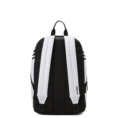 Alternate view of adidas National Plus Backpack - White / Black