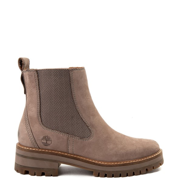Main view of Womens Timberland Courmayeur Valley Chelsea Boot - Grey