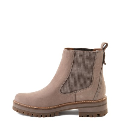 Alternate view of Womens Timberland Courmayeur Valley Chelsea Boot - Grey