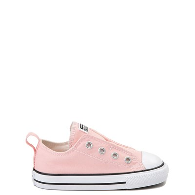 Main view of Converse Chuck Taylor All Star Simple Lo Slip On Sneaker - Baby / Toddler