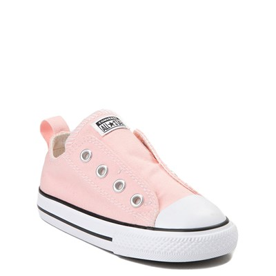 Alternate view of Converse Chuck Taylor All Star Simple Lo Slip On Sneaker - Baby / Toddler