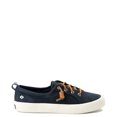 Main view of Womens Sperry Top-Sider Crest Vibe Washable Leather Casual Shoe