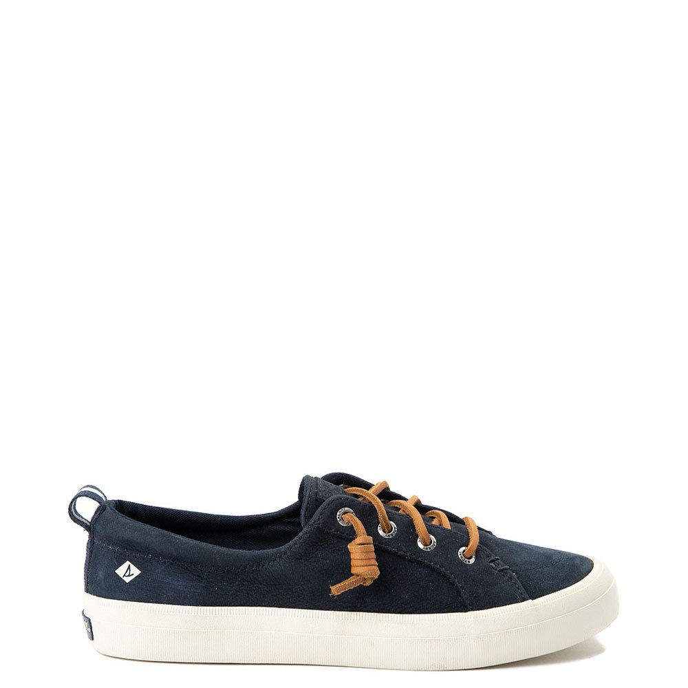 Womens Sperry Top-Sider Crest Vibe Washable Leather Casual Shoe