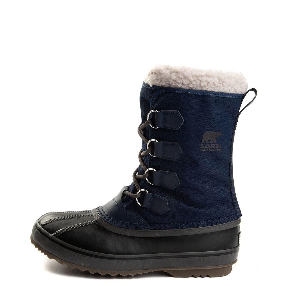 Mens Sorel Pac Nylon Boot