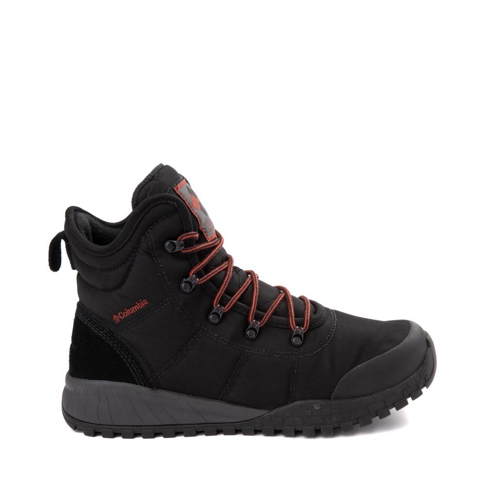Mens Columbia Fairbanks Boot - Black