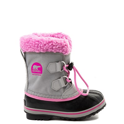 Main view of Sorel Yoot Pac Nylon Boot - Little Kid / Big Kid