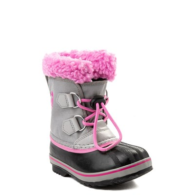 Alternate view of Sorel Yoot Pac Nylon Boot - Little Kid / Big Kid