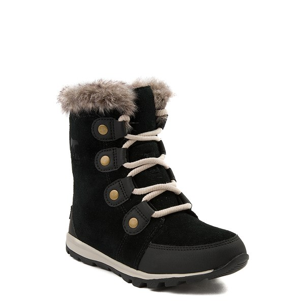 alternate image alternate view Sorel Whitney Suede Boot - Little Kid / Big KidALT1
