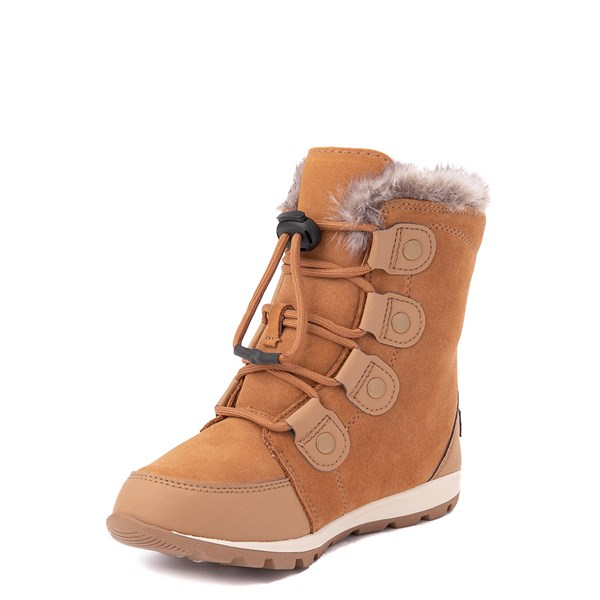alternate image alternate view Sorel Whitney Suede Boot - Little Kid / Big KidALT3
