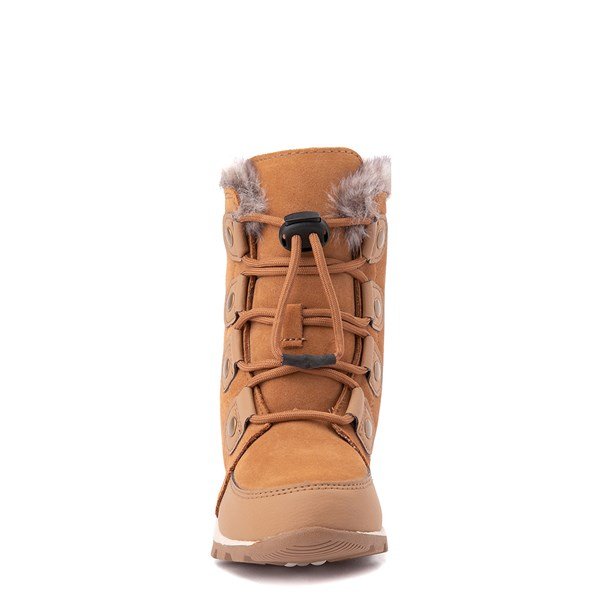 alternate image alternate view Sorel Whitney Suede Boot - Little Kid / Big KidALT4