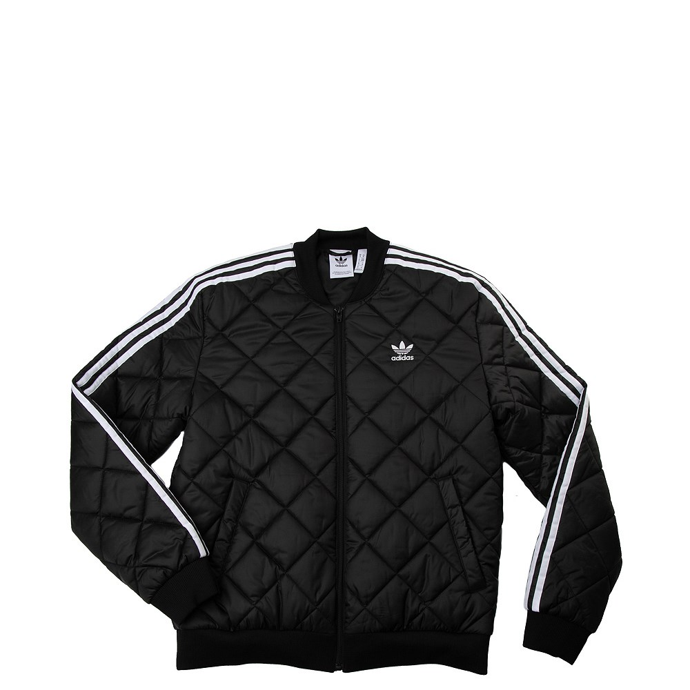 Mens adidas Quilted Jacket