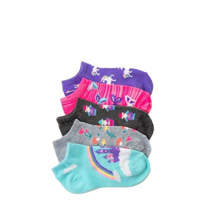 Main view of Whimsy Glow Socks 5 Pack - Girls Little Kid