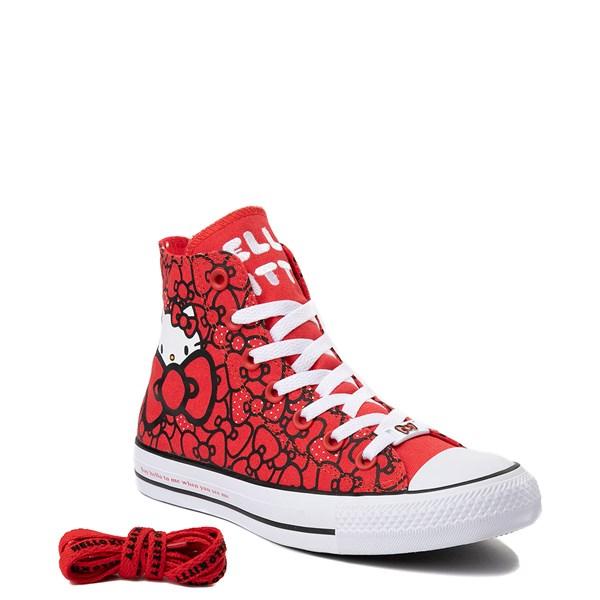 alternate image alternate view Converse Chuck Taylor All Star Hi Hello Kitty® Bows SneakerALT1B