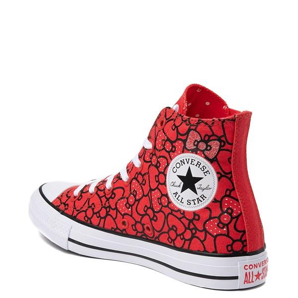 alternate image alternate view Converse Chuck Taylor All Star Hi Hello Kitty® Bows SneakerALT2