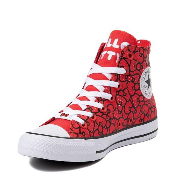alternate image alternate view Converse Chuck Taylor All Star Hi Hello Kitty® Bows SneakerALT3